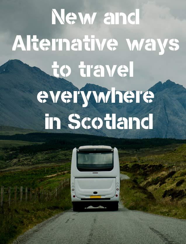 MaaS Scotland - Rethinking Mobility